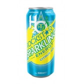 Rockstar Energy H2O Citrus Ice - Sparkling 500ml (DE)