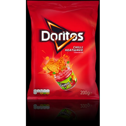 Doritos - Chilli Heatwave (200g)