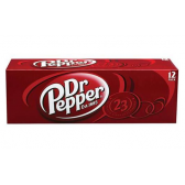 Dr. Pepper 355ml (USA - 12pack)