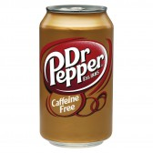 Dr. Pepper - Caffeine Free - 355ml (USA)