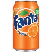 Fanta Orange 355ml - USA