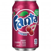 Fanta Cherry 355ml - USA