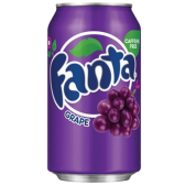 Fanta Grape 355ml - USA