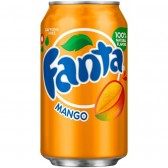 Fanta Mango 355ml - USA
