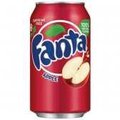 Fanta Apple 355ml - USA