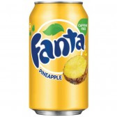 Pijača Fanta Pineapple 355ml - USA
