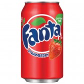 Pijača Fanta Strawberry 355ml - USA