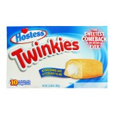 Hostess Twinkies - box -10 kom (385g)