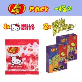 Jelly Belly - mini pack (1x Hello Kitty+ 2x Bean Boozled box)