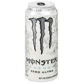 Monster Energy Ultra (White) 500ml (EU)