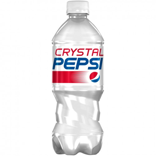 Pepsi Crystal (591ml)