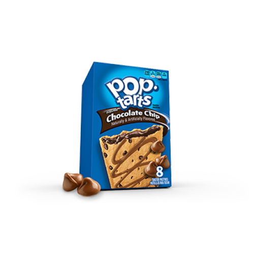 PopTarts - Chocolate Chips - 8 kom