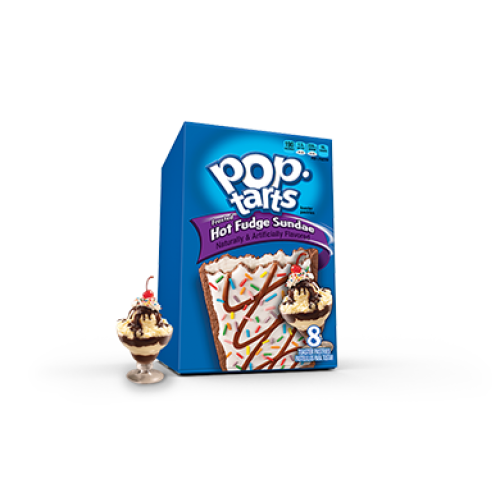 PopTarts - Hot Fudge Sundae- 8 kom