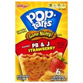 PopTarts - Peanut Butter & Jelly Strawberry - 6 kom