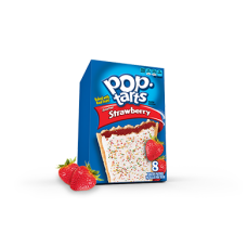 PopTarts - Strawberry - 8 kom
