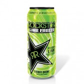Rockstar Energy Freeze LIME  500ml (D)