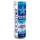 Rockstar Energy Water Blueberry Pomegranate 355ml