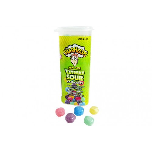 Warheads - Extreme Sour - Minis Juniors (50g)