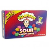 Warheads - Chewy Cubes - box (114g)