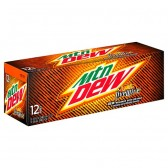 Mountain Dew - LiveWire 355ml (12pack)