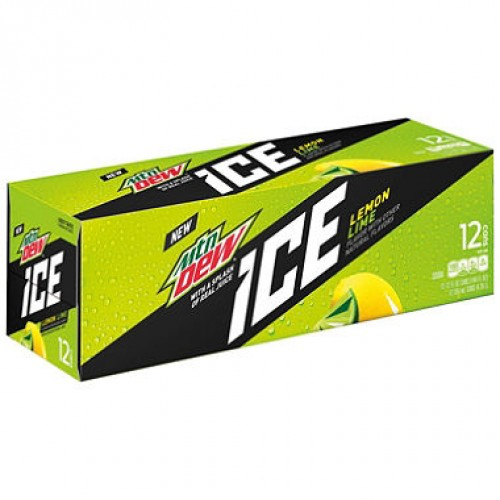 Mountain Dew - ICE 355ml (12pack)