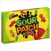 Sour Patch Kids - Original - Theatre box (99g)