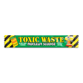 Sladkorni trak Toxic Waste - Nuclear sludge - Chew bar -  Green Apple (20g)