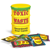 Toxic Waste - Yellow - Extreme Sour (42g)